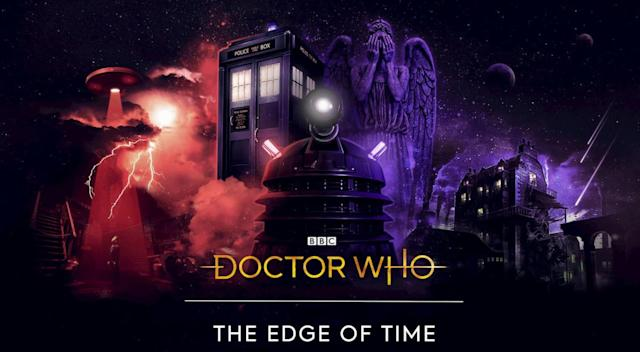 'Doctor Who: The Edge of Time' VR game arrives November 12th