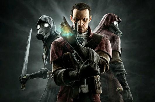 Dishonored with some The Knife of Dunwall gameplay