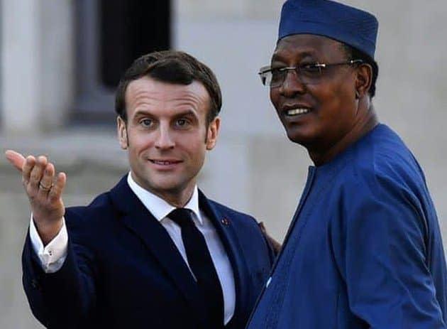 """Mort du président Idriss Déby Itno au Tchad: la France """"perd un ami courageux"""""""