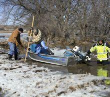 The Latest: Downstream Missouri River prepares for flooding