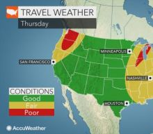 East Coast storm to strike during peak of Christmas travel; Northwest to stay stormy