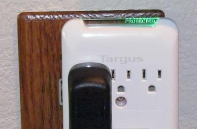 Targus Plug-N-Power Charging Station keeps peace in the family