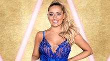 Strictly Come Dancing: Saffron Barker's back pain agony