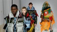 Paris falls head over eels for British fashion