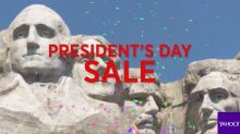 Presidents' Day Deals you can't miss out on