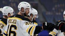 David Krejci Explains How Bruins Linemate Taylor Hall 'Surprised' Him