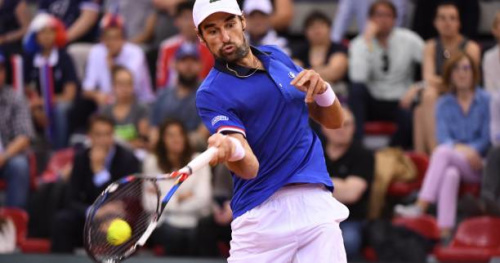 Tennis - ATP - Monte-Carlo - Monte-Carlo : Jérémy Chardy écarte Borna Coric