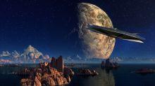 Un quadro da fantascienza