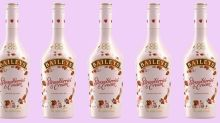 Strawberries and cream Baileys is here!