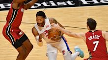 Detroit Pistons game delayed vs. Miami Heat: Time, TV, more info