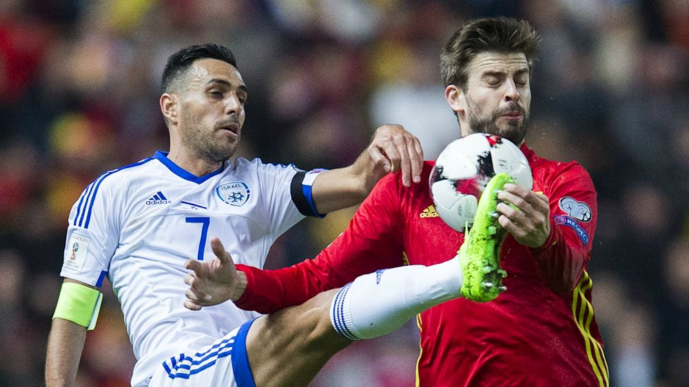 Israele, costano care le critiche al CT: Hemed ed Haroush sospesi per due partite