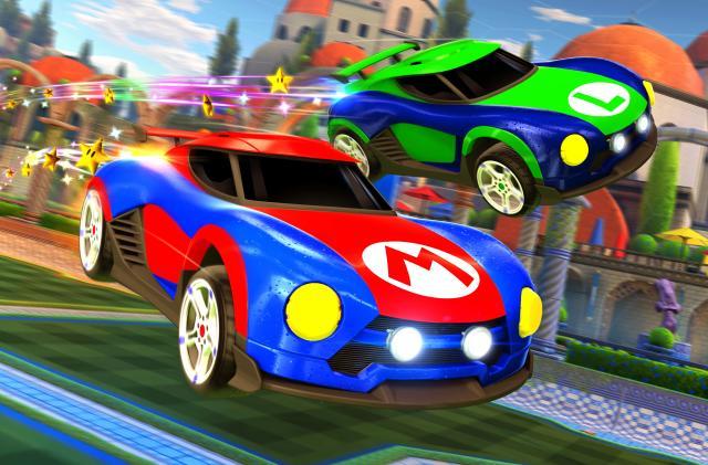'Rocket League' hits Nintendo Switch November 14th