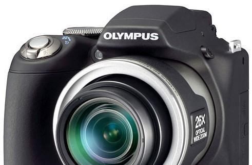 Olympus SP-590UZ (and its 26x zoomer) gets reviewed