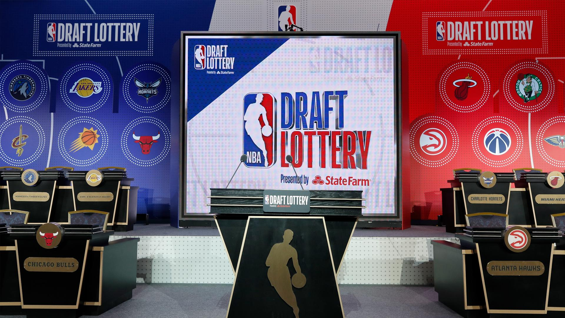 2020 NBA Draft Lottery: How to watch event on TV ...