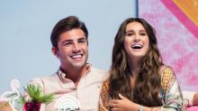Love Island star Dani Dyer only found out ex Jack Fincham's had baby when he announced bombshell today