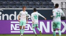 VIDEO: USMNT's Sargent scores for Werder Bremen