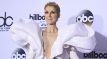 Céline Dion makes a splash in lingerie for steamy 'midnight pool shoot': 'Wanted to have a little fun on a hot and sticky night'