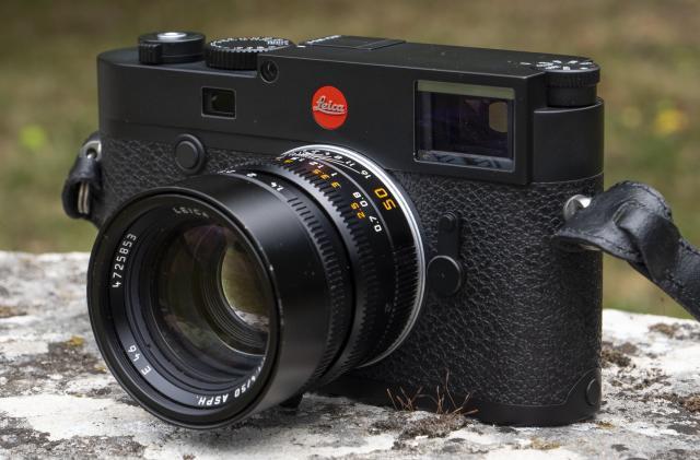 Leica's 41-megapixel M10-R rangefinder is made for landscape photography