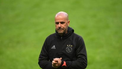 Ajax manager Peter Bosz concedes glow has been taken from Europa League final after Manchester attack