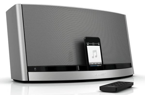 Bose SoundDock 10 weighs in with $599 of iPod amplification