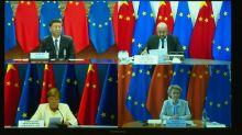 China-EU-Gipfel per Videoschalte