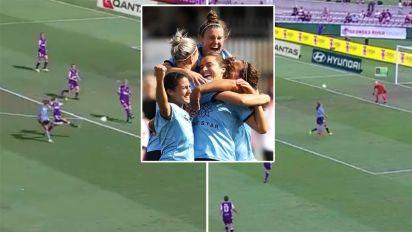 Superb goals seal Sydney FC's W-League GF win