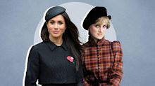 Despite Some Obvious Parallels, Meghan Markle Is Not Princess Diana