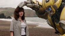 How Transformers were brought to life on the set of 'Bumblebee' (exclusive)