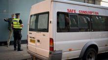 Operator of Glasgow safe drug-use van charged over service