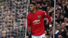 Rashford afirma que elenco do United tem que focar em evolução no ano