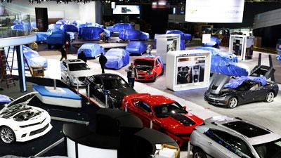 Detroit Auto Show to Give Boost to Ailing City