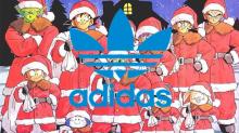 終於現真身!? Adidas x 七龍珠客製波鞋圖片釋岀