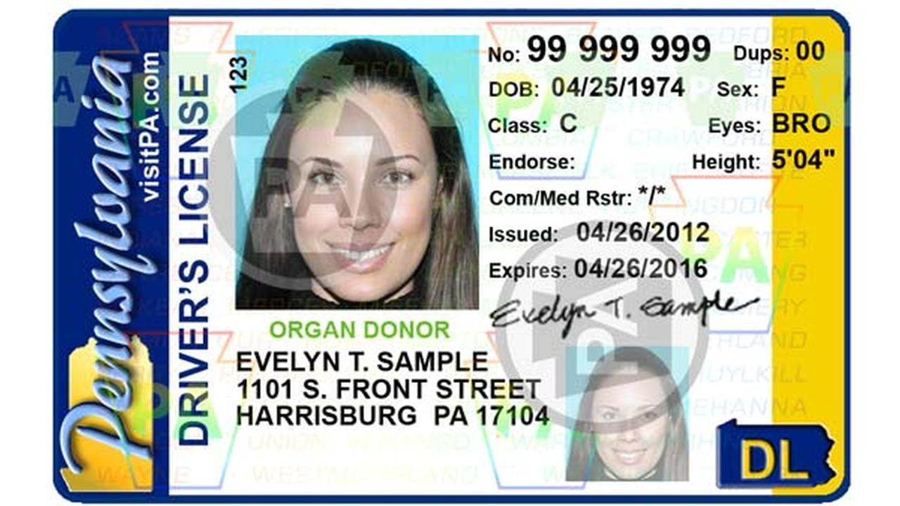 Drivers Licenses And Identification For Air Travel