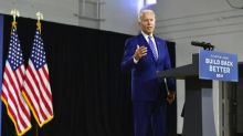 'Whining is what Trump does best': Biden says president has a problem with 'strong women' and slams his coronavirus response
