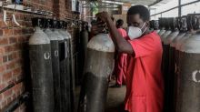 African Covid patients 'dying from lack of oxygen'