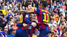 Rakitic on Messi, Suarez and Neymar: Opponents didn't know where to look!