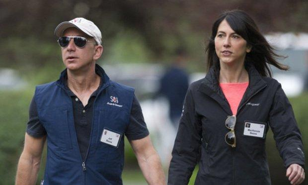 In Splitting Assets, the Bezos Divorce Reveals Biases Against Stay-at-Home Partners