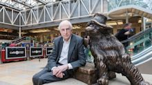 Michael Bond: How Paddington Bear went from darkest Peru to London's Olympic Games