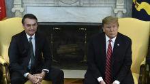 Bolsonaro espera que Trump entenda posição do Brasil sobre aço