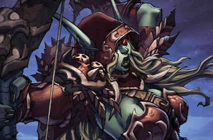 Faction leader short stories continue with Sylvanas Windrunner