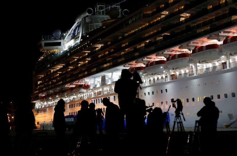 65 more test positive for coronavirus on cruise ship in Japan