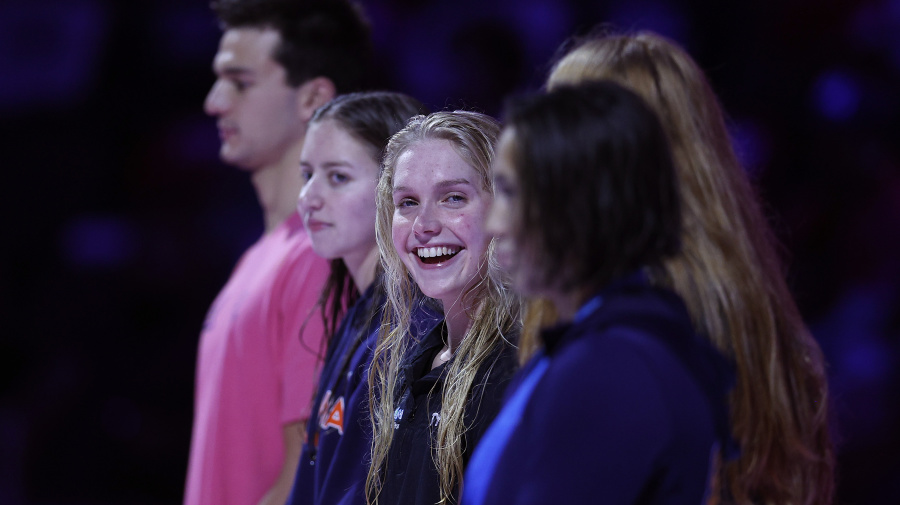 Teenage dream: U.S. swim team's youth movement