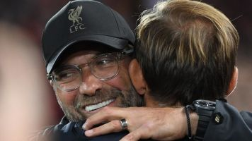 Jurgen Klopp helps to ensure that Liverpool are ahead of Paris Saint-Germain both on and off the pitch