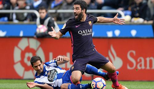 Primera Division: Barcelona: Arda Turan fällt drei Wochen aus