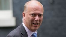 Chris Grayling accused of 'passing the buck' on northern transport