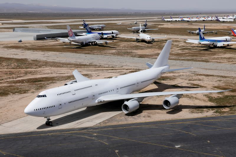 Air Force One subcontractor GDC countersues Boeing  image