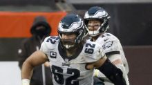 Eagles' Kelce coming back for 2021