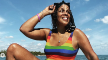 Gayle King, 64, shows off her curves in swimsuit photos: 'No Photoshopping allowed!'