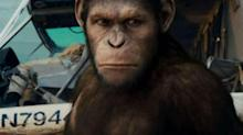 'Rise of the Planet of the Apes' Comic-Con Montage