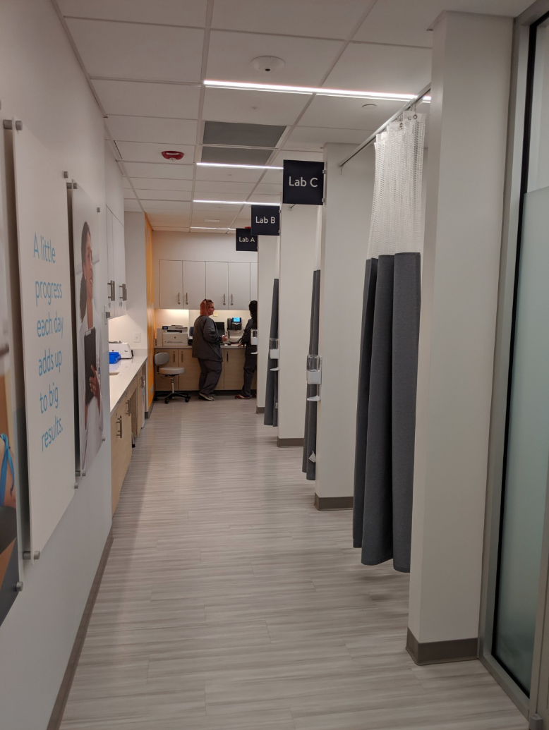 Walmart opens its first-ever medical center and one analyst thinks it's really cool